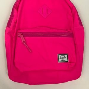 8e2465d5b2 Herschel Supply Company Accessories - NWT Herschel Youth Size Heritage  Backpack In Neon